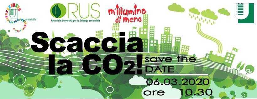 Scaccia la CO2